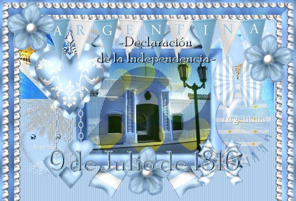 9 de julio feliz d a de la independencia capit n for Sala 9 de julio