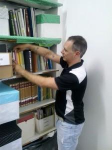 Bibliotecario Pablo  Andreioli