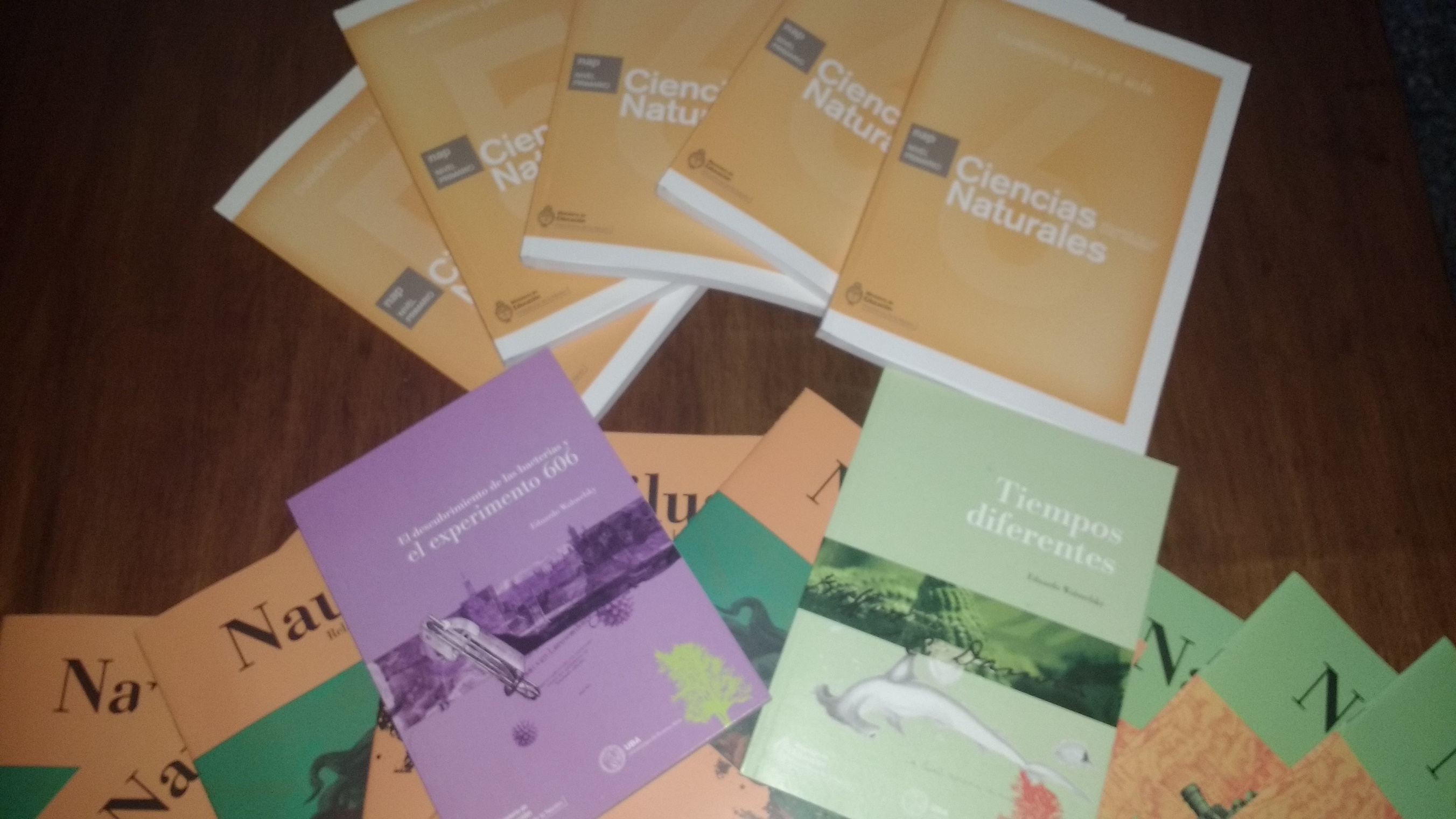 09c30c943f Nuevos libros para nuestra biblioteca   Maipú